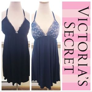 Victoria's Secret Lace Cotton Slip Bundle Size L